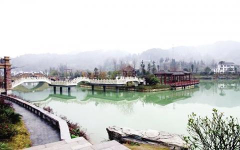湄潭:茶旅共繁荣 康养展魅力